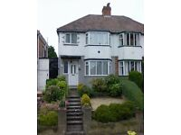 REGIONAL HOMES ARE PLEASED TO OFFER: SPACIOUS 3 BEDROOM HOME, FOWLMERE ROAD, GREAT BARR!!!