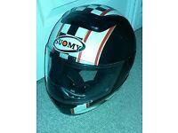 Suomy helmet size small