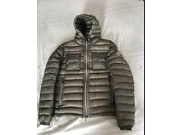 Moncler down jacket 100% authentic size medium