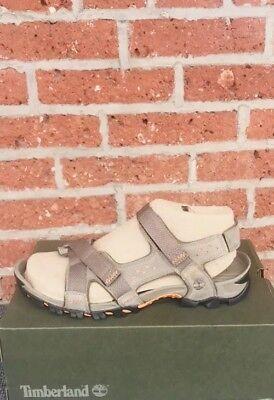 Timberland Men's Eldridge Leather Sandal Style TB0A5824ASZ: 12 NIB T3