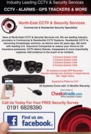 RESIDENTIAL & COMMERCIAL CCTV & SECURITY SERVICES