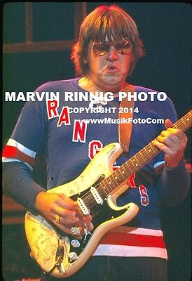 "CHICAGO TERRY KATH PHOTO 1976 - 8x11"" PHOTO VERY RARE AT L.A. FORUM"