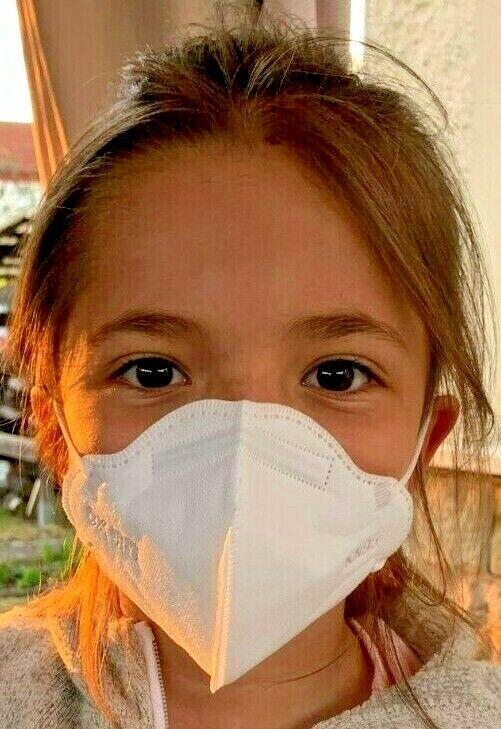 FFP2 KN95 oder Einweg Mundschutz 3-lagig Maske Schutzmaske auch für Kinder