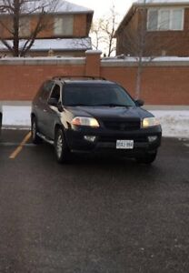 Selling 2003 MDX LOW KMS 198,000
