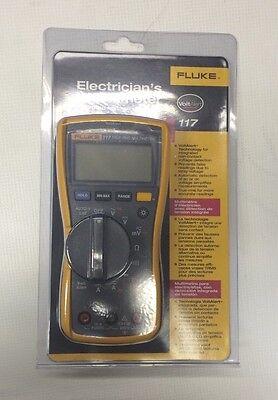 Fluke 117 Eletricians Multimeter