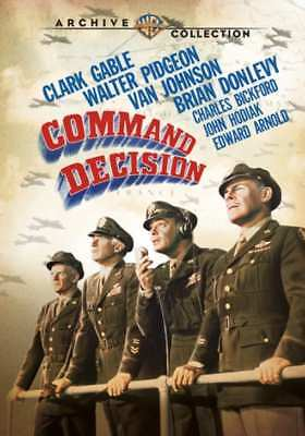 Command Decision New Dvd