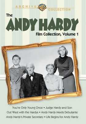 Andy Hardy Film Collection, Volume 1 (6-Disc) NEW DVD