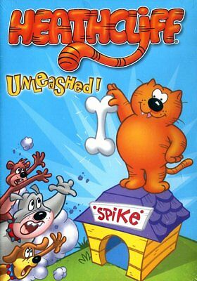 Heathcliff: Unleashed! NEW DVD