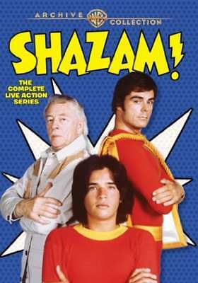 Shazam!: Complete Series (3-Disc) NEW DVD
