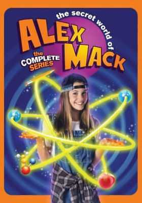 The Secret World Of Alex Mack  Complete Series  6 Dvd