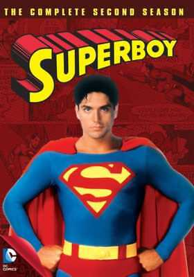 Superboy: Complete 2nd Season (3-Disc) NEW DVD