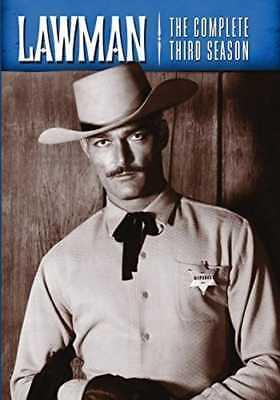 Lawman: Complete 3rd Season (5-Disc) NEW DVD