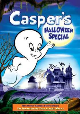 Casper's Halloween Special / The Thanksgiving That Almost Wasn't NEW DVD