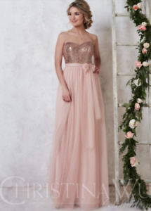 Bridesmaid/Evening Gown. Perfect Condition