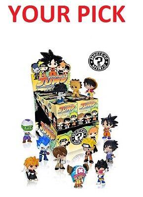 Best of Anime Series 2 Shonen Jump Funko Mystery Vinyl Mini Figure YOUR PICK