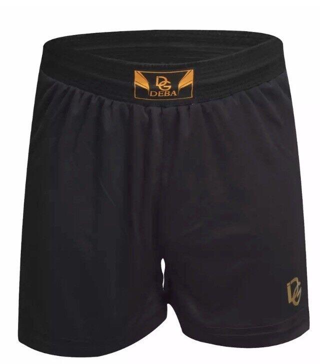 Deba MMA Boxen Shorts Kurze Fight Short Kickboxen Hose Kampfsport DE