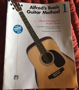 Guitar Learning Books