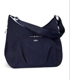 Mamas and papas baby Change bag navy
