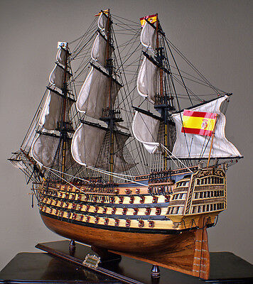 Model Ships Boats - SANTISIMA TRINIDAD 44