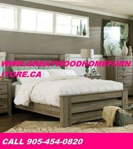 SAVE BIG ON ASHLEY FURNITURE BEDROOM SET