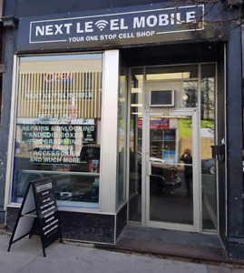 NEXT LEVEL MOBILE is NOW OPEN & is offering 15% OFF STOREWIDE!!!