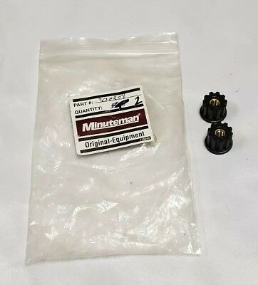 Minuteman Vacuumcleaning Equipment Pulley Brush Motor Quantity 2 370209 N2