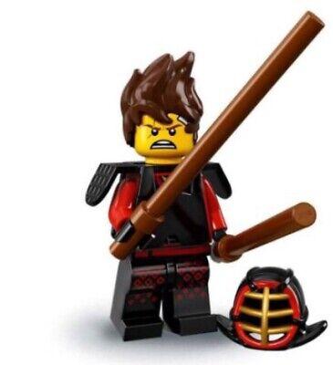 LEGO 71019 Mini Figure - Ninjago Movie Series - KAI KENDO Minifigure
