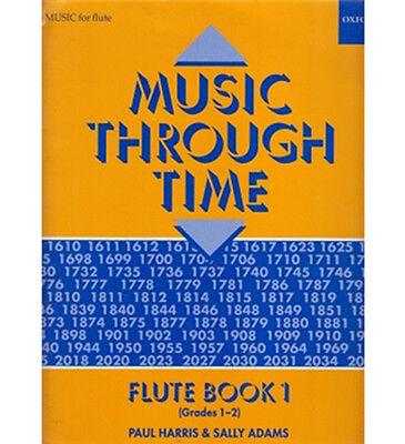Music Through Time Flute Book 1 Grades 1-2