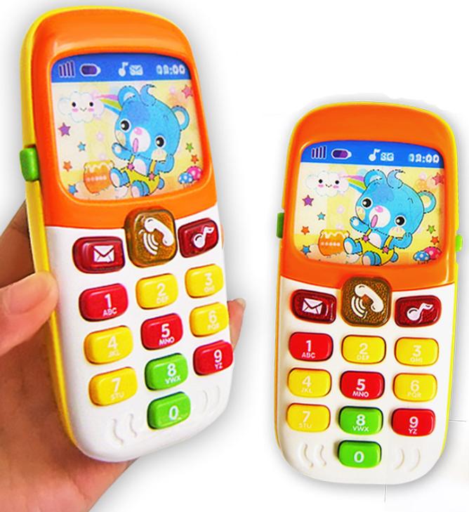 Simba ABC Smart Phone für Kleinkinder Telefon Babytelefon Spielzeughandy NEU