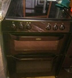 Belling Cooker & 6 month warranty included