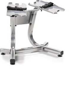 Bowflex SelectTech Dumbbell Stand for 55.2 and 10.90'sbrand n