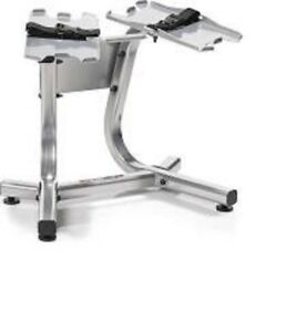 new Bowflex SelectTech Dumbbell Stand for 55.2 and 10.90's  bran