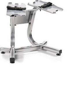 Bowflex SelectTech Dumbbell Stand for 55.2 and 10.90'sbrand ne