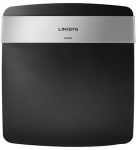 Linksys E2500 Wireless Router