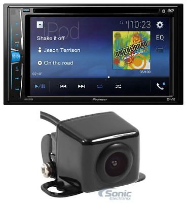 "Pioneer AVH-210EX 6.2"" Double DIN Bluetooth Stereo Car In-Dash Receiver + Camera"