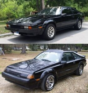 WANTED 82-85 Toyota Supra r Celica running or not Even parts car