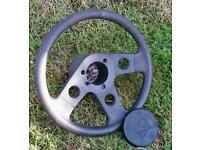 Vauxhall sr nova steering wheel/parts