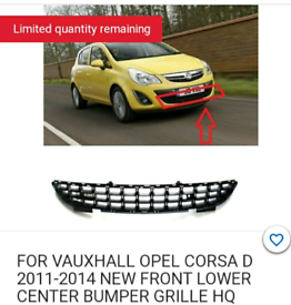 Vauxhall Corsa car part for sale