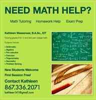 Need Math Help?