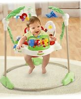 Rainforest Jumperoo exer saucer sautoir exerciseur sauteuse