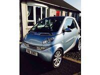Smart car coupe / swap-mini