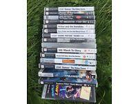 Bundle of cheap psp games
