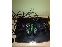 Original Microsoft Xbox   2 Controllers   7 Games   DVD Playback + Remote
