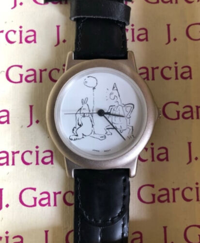"""""""Humiliation at the Animal Party"""" Jerry Garcia Limited Edition 1994 Watch"""