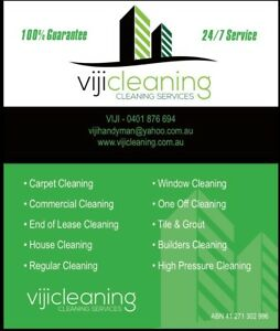 Bond cleaning 100% guarantee
