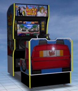 I'm looking for lucky and wild arcade