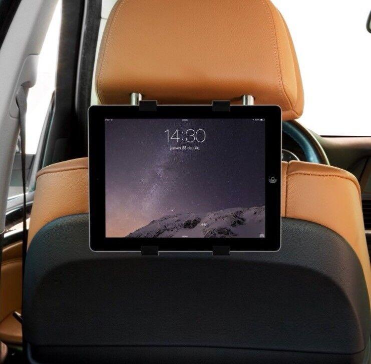 "Tablet Car Headrest Mount Holder For iPad 1/2/3/4 Pro Most 7""-10.1"" Tablets"