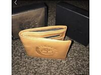 Men's Leather Timberland Wallet