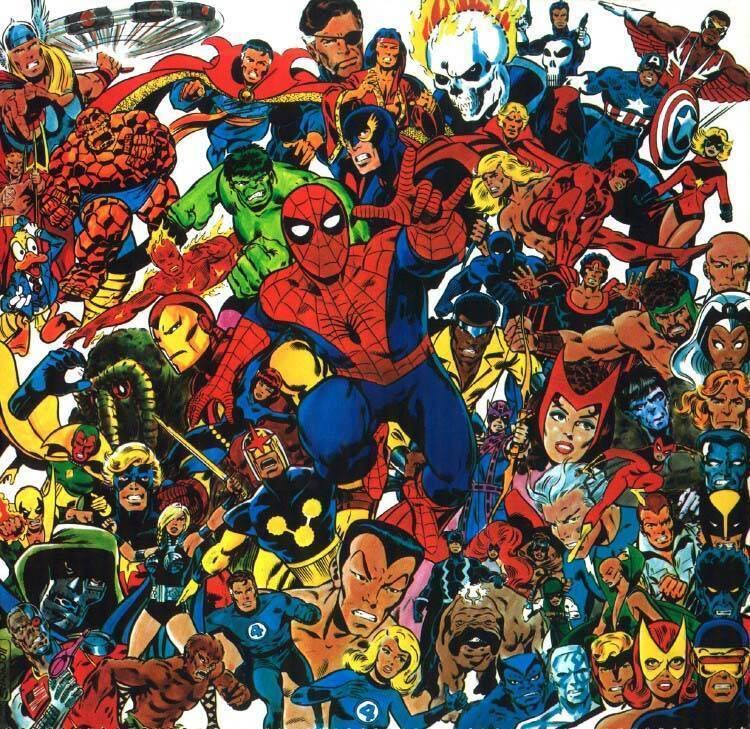 Comic Book Overlord