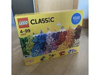Lego Bricks - 1500 pieces - brand new (ref: 10717)